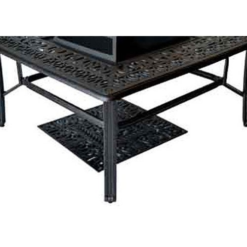 Patio Coffee Table Outdoor Fire Pit Elisabeth Cast